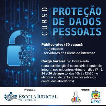 Curso Proteção de Dados Pessoais - Repositório